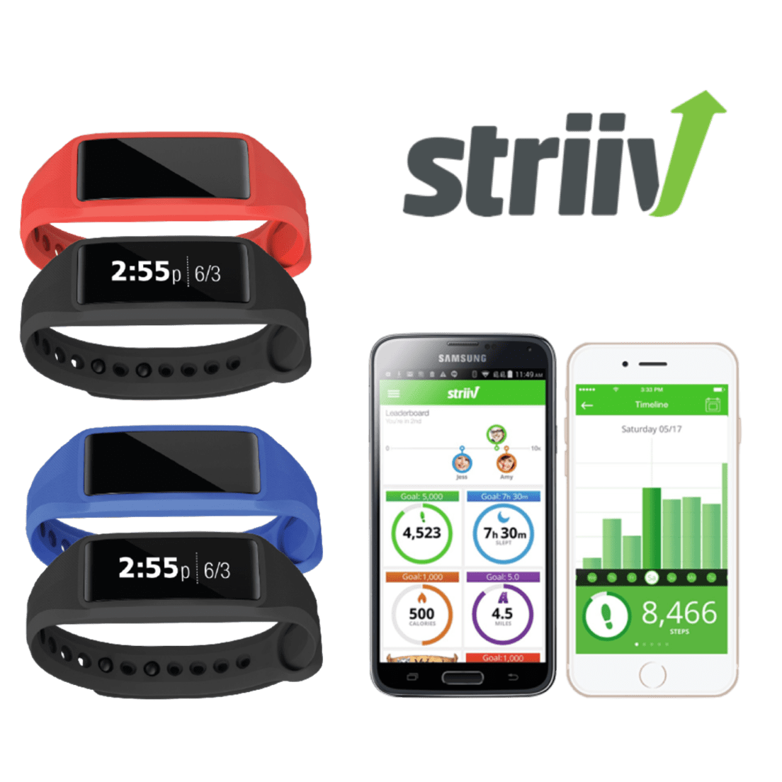 striiv app for android