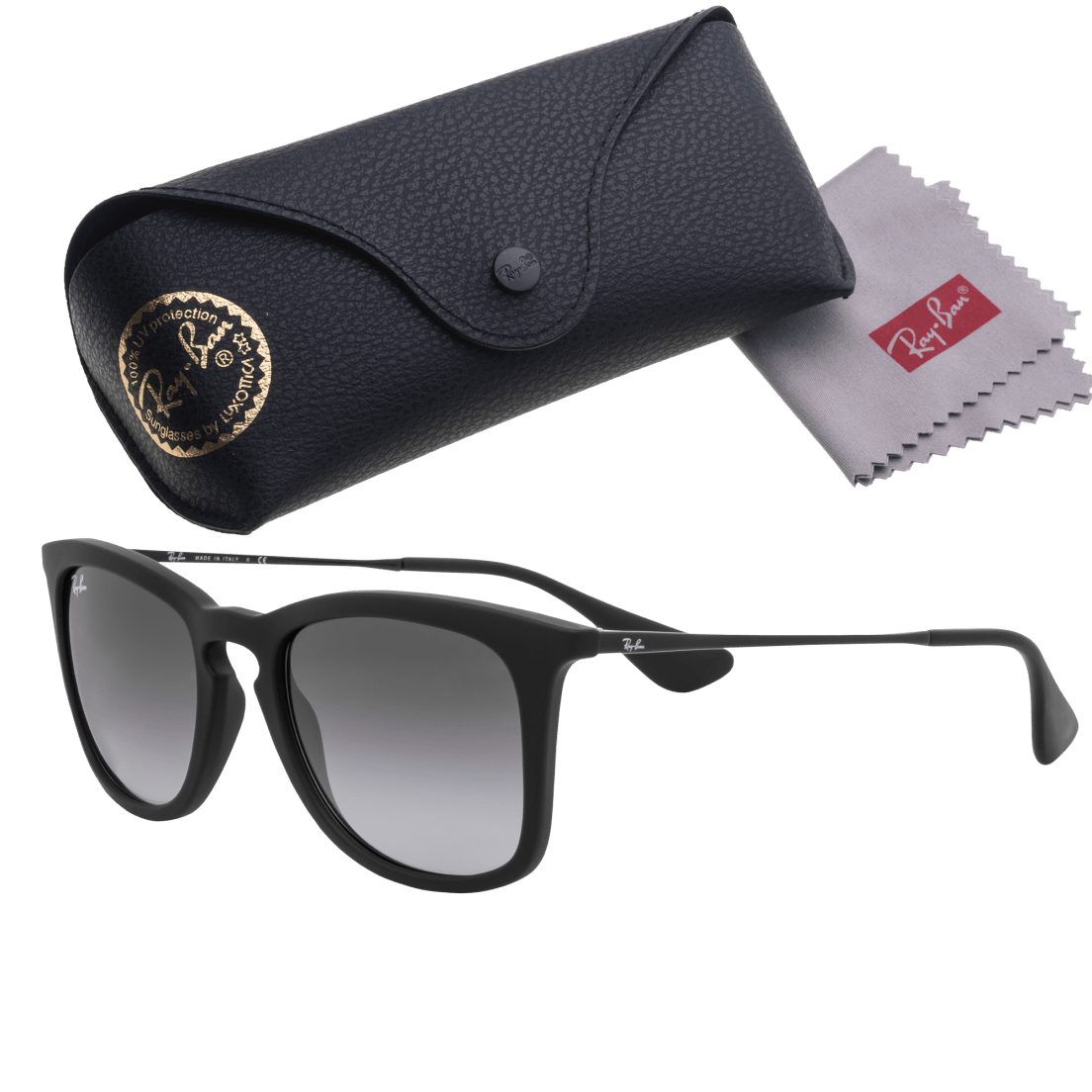 8c817331dd Ray-Ban RB4221 Sunglasses with Black Grey Gradient Lenses