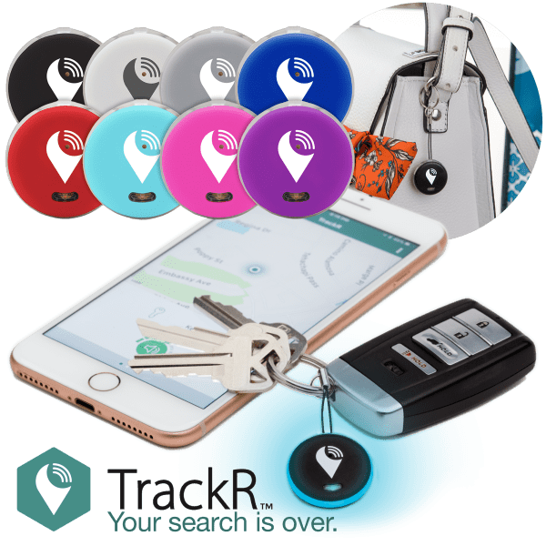 8-Pack TrackR Pixels