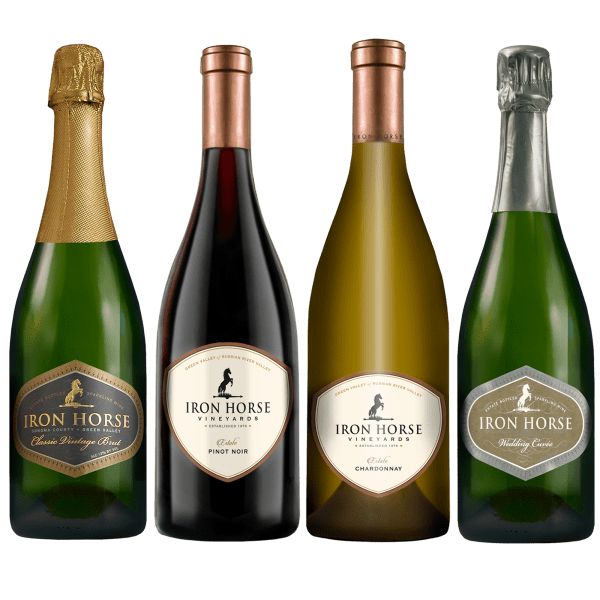 Iron Horse Vineyards Mixed Still and Sparkling