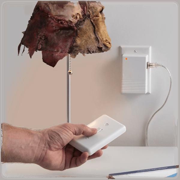 Utilitech Wall Mountable Remote Light Switch