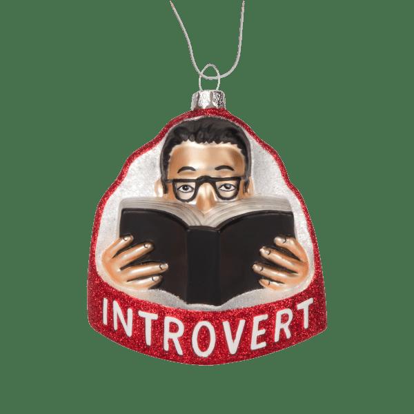 Introvert Ornament