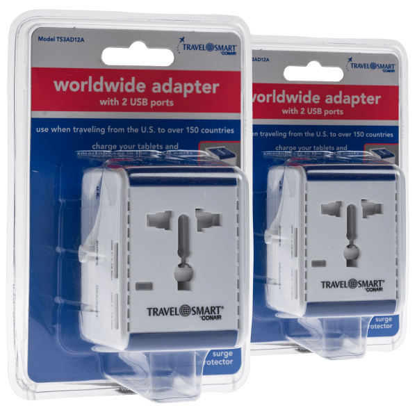 2-for-Tuesday: Conair TravelSmart All-in-One Travel Adapter