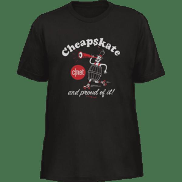Cheapskate and proud of it by Dan Zettwoch