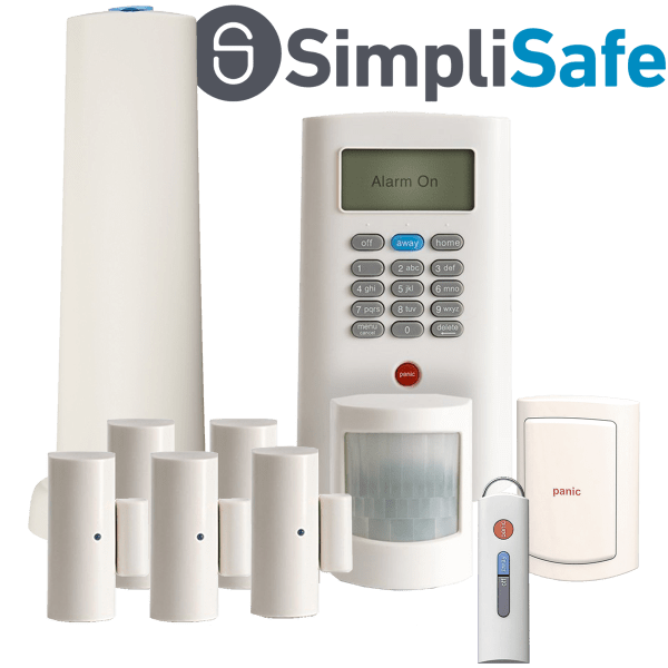 Simplisafe 10-Piece Security System