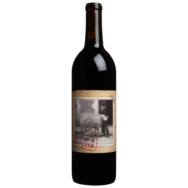 Y. Rousseau Son of a Butcher Red Blend
