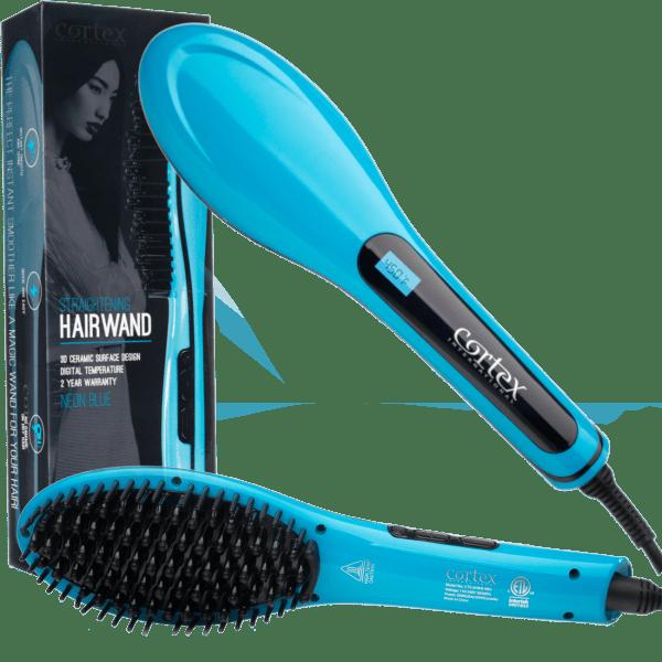 Cortex Heated Straightening Brush
