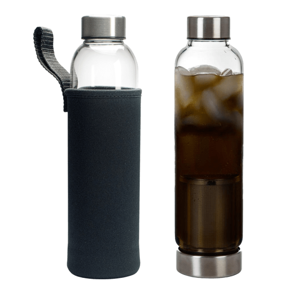 2-Pack: Primula Cold Brew Travel Bottles