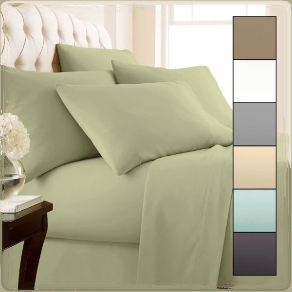 Bamboo Luxury Extra Soft Sheet Set