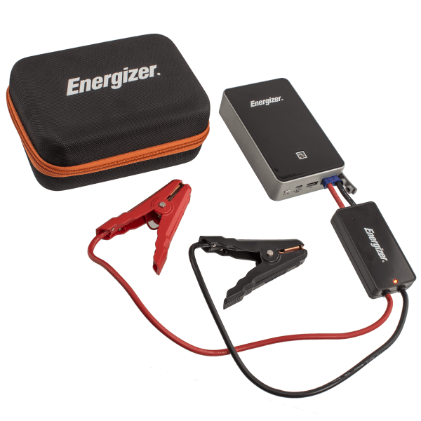 Energizer 600A 11,100mAh UL-Listed Lithium Jump Starter