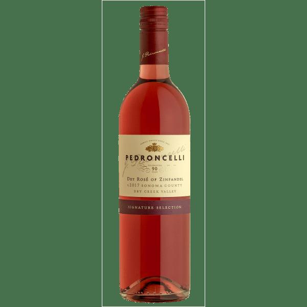 Pedroncelli Signature Selection Dry Rosé of Zinfandel