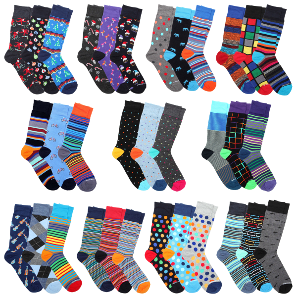 3-for-Tuesday: Unsimply Stitched Socks in Gift Boxes