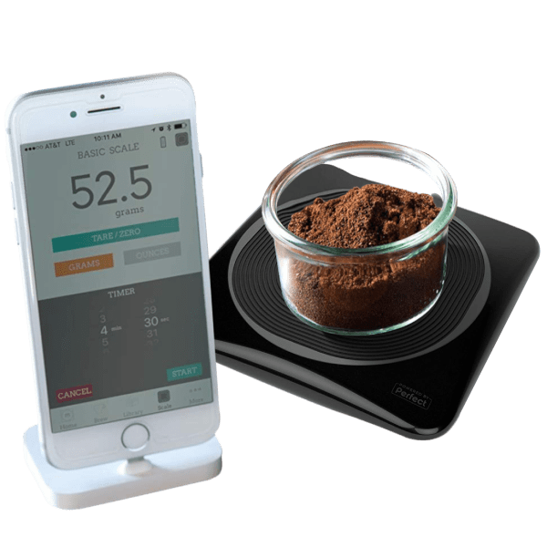 Motif Mentor Perfect Coffee, Drink & Baking Scale