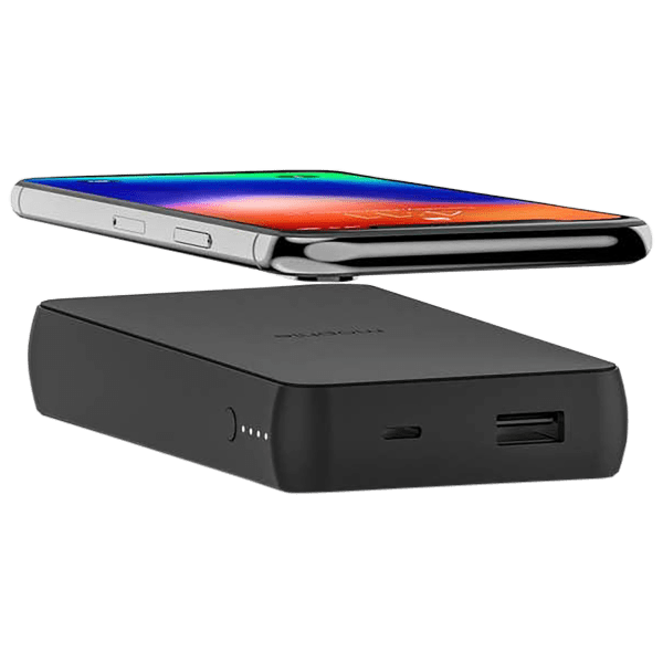 Mophie Powerstation Wireless Charging 10000mAh Power Bank with Lightning Port