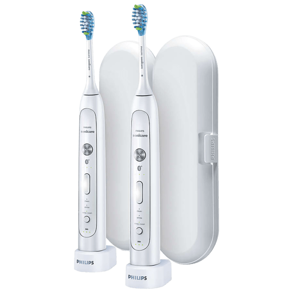2-Pack: Philips Sonicare FlexCare Platinum Connected Sonic Toothbrush