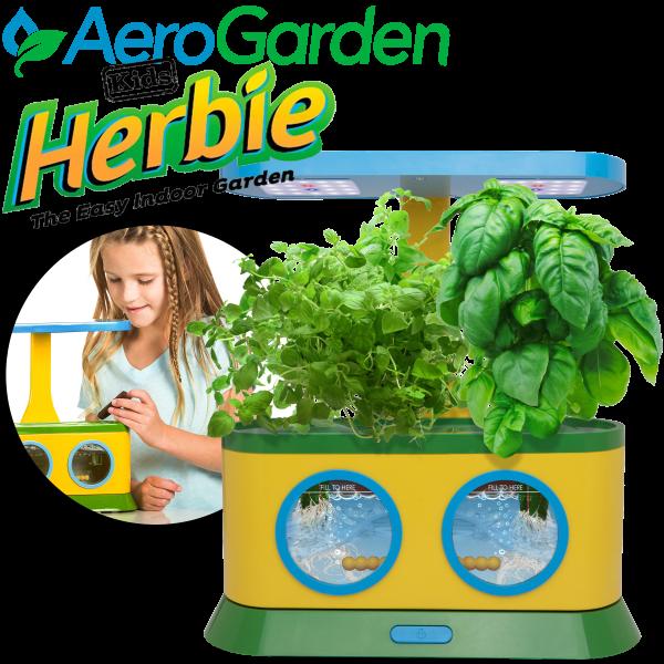 AeroGarden Herbie Kid's Garden