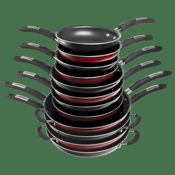 Cuisinart Set of 12 Non-Stick Skillets