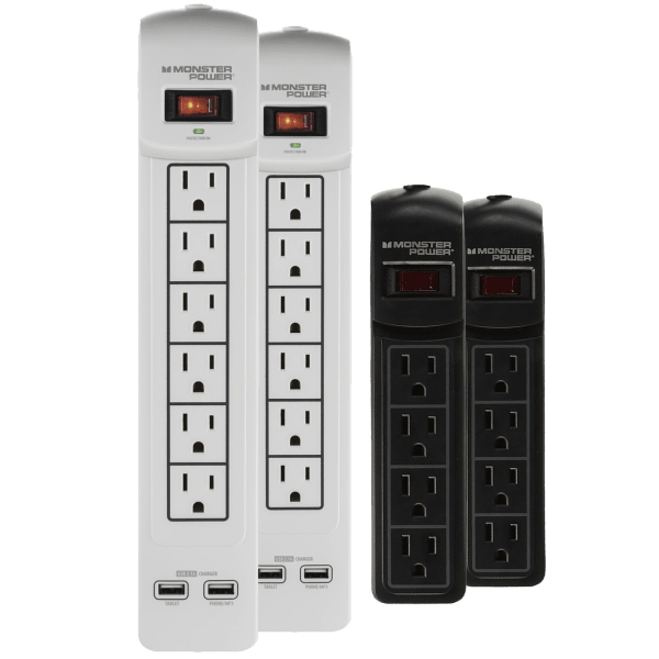 2-for-Tuesday: Monster Surge Protectors