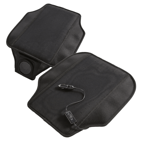 2-Pack: Zone Tech Cooling Fan Car Seat Cushion Pad