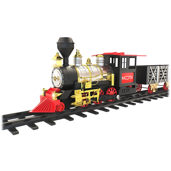 MOTA Holiday Train Set