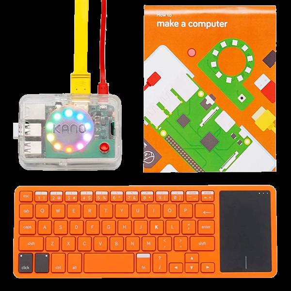 Kano Raspberry Pi 3 DIY Computer Kit