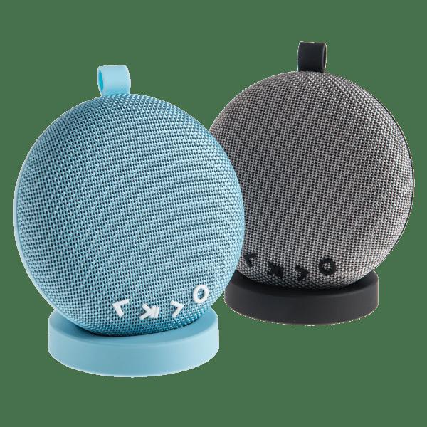 Tzumi IPX6 Bluetooth Speaker with Charging Dock
