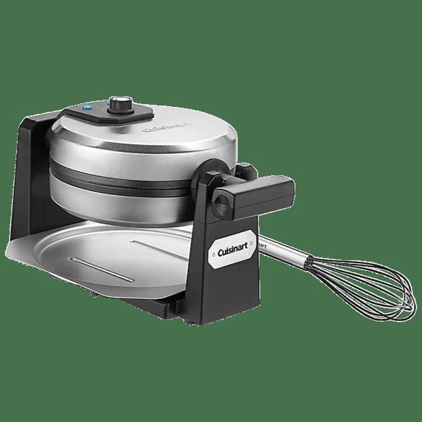 Cuisinart Flip Waffle Maker with Wisk
