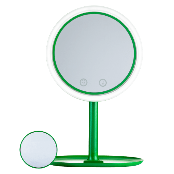 Pop Sonic LED Vanity Light with Built-in Fan & Phone Stand