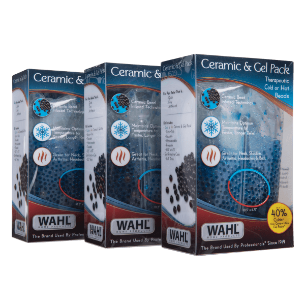 3-for-Tuesday: Wahl Ceramic & Gel Hot and Cold Pack