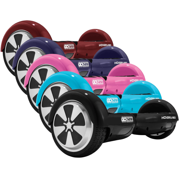 GoTrax UL-Certified Hoverfly Hoverboard
