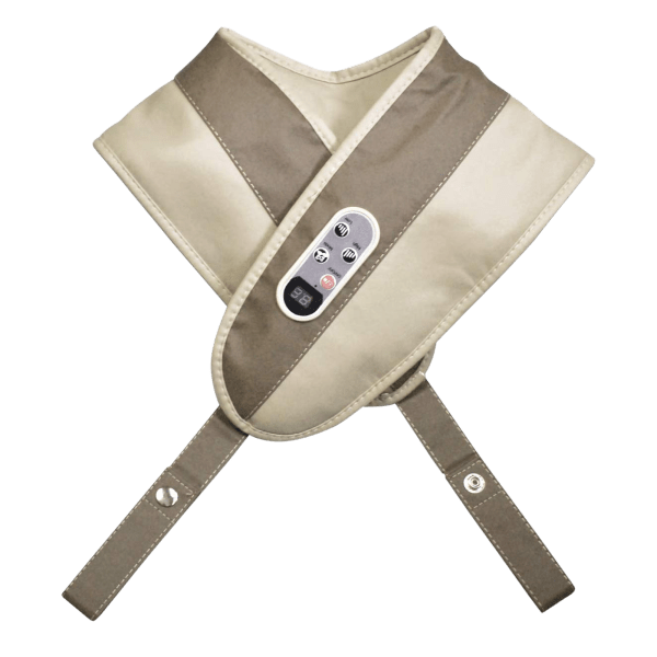 Eternal Home Neck and Shoulder Shiatsu Massager with 38 Modes
