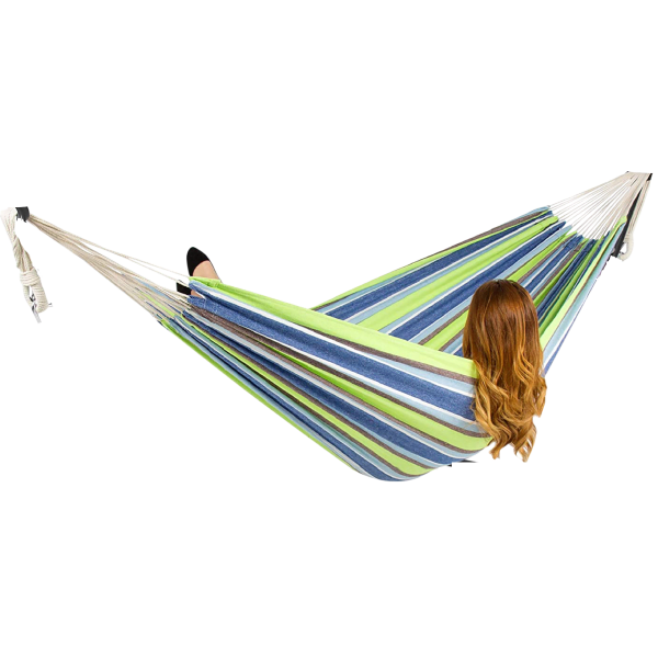 Best Choice Products 2-Person Cotton Brazilian Style Hammock