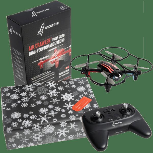 Rocket RC Air Crawler Indoor/Outdoor Drone