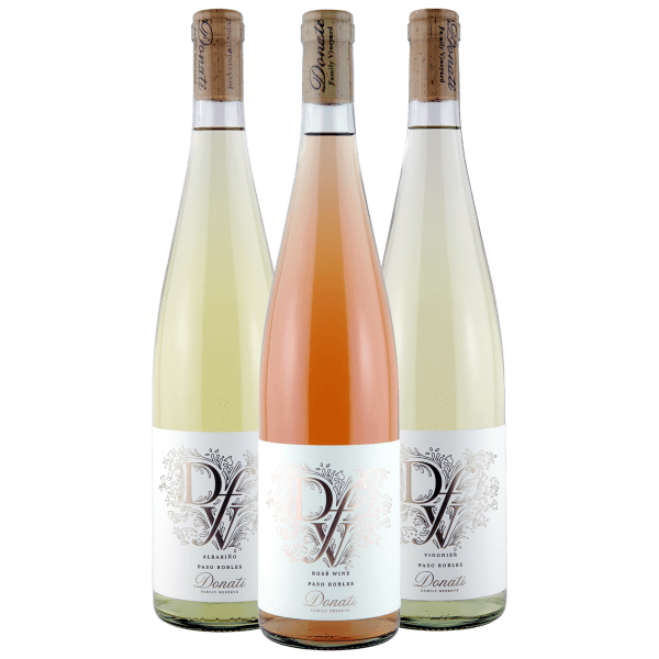 Donati Family Vineyard Whites & Rosé