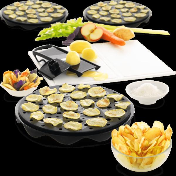 Top Chips Set and Mandoline Slicer