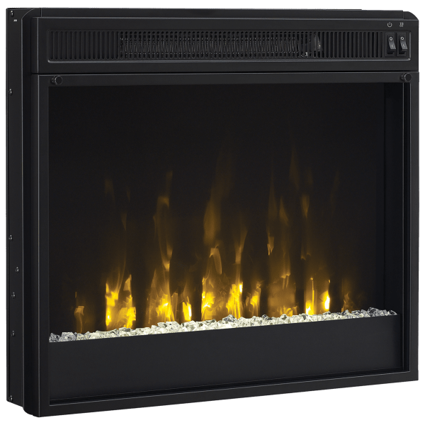 ChimneyFree 23-inch Modern Electric Fireplace Heater Insert
