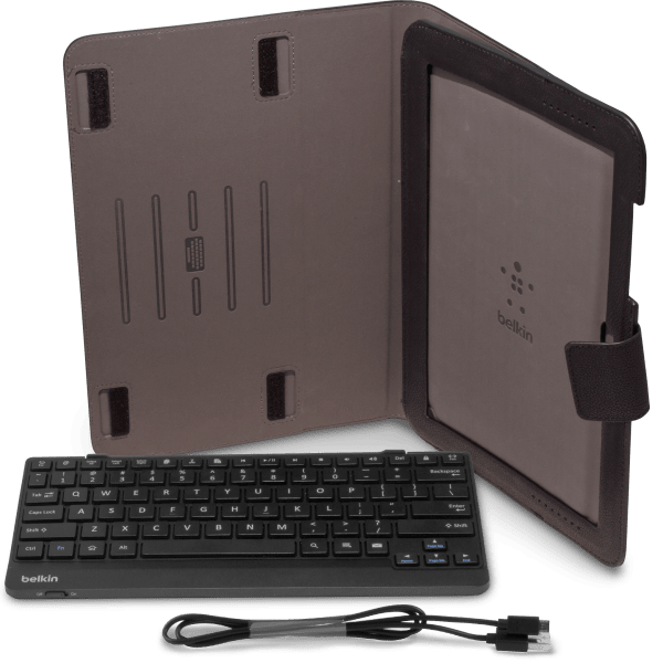 2-for-Tuesday: Belkin Bluetooth Keyboards (& Useless Cases