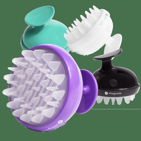 Pick-2-for-Tuesday: Vitagoods Vibrating Scalp Massaging Shampoo Brushes