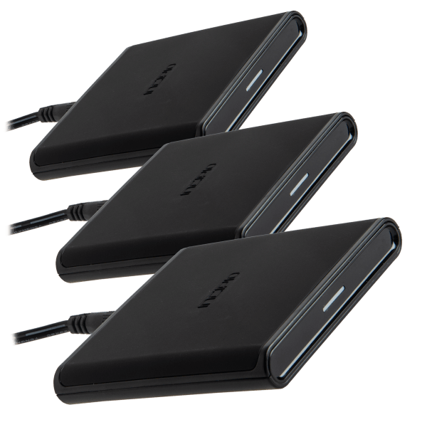 finest selection f0af0 93811 3-Pack: Incipio Ghost Qi 15W Rapid Wireless Charging Pads