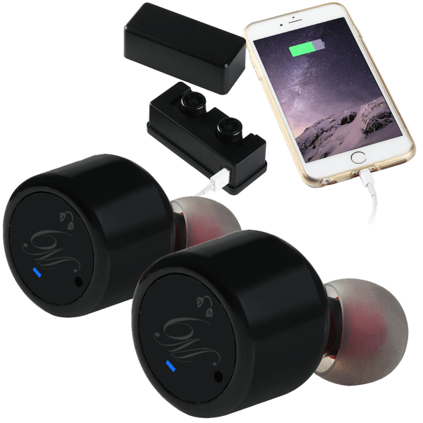 MagicBeatz Pro 6-Hour True Wireless Earbuds and Charging Case