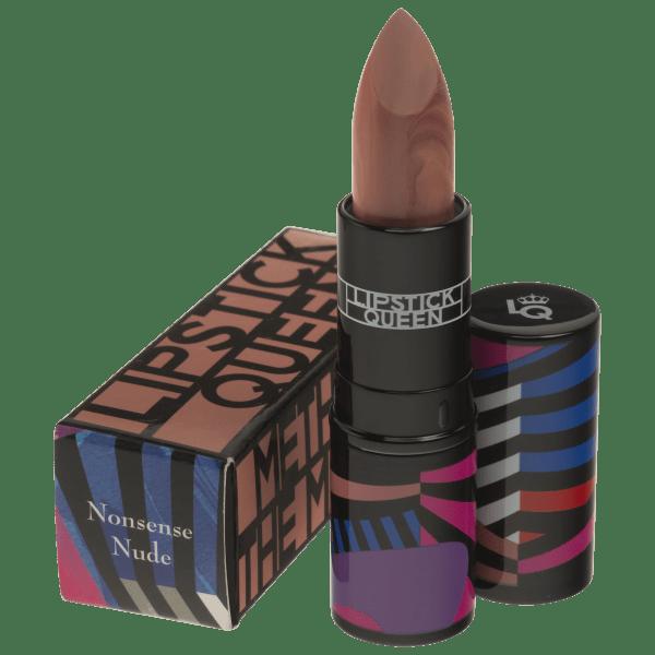 Lipstick Queen - The Metals Lipstick - Nude Metal by