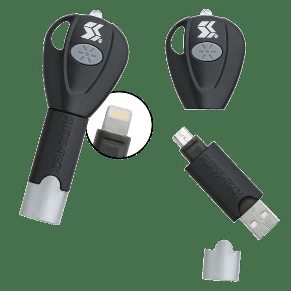 Pick-2: SwissTech KeyCable & LED Light