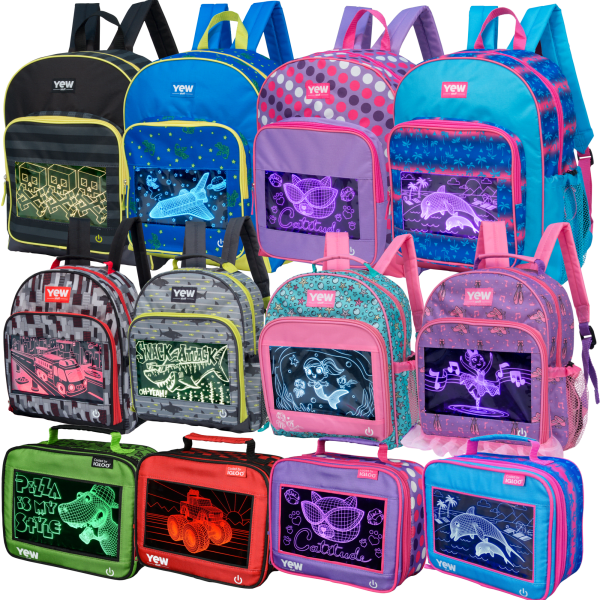 Igloo Yew Stuff Pop Lights Backpacks & Lunch Boxes