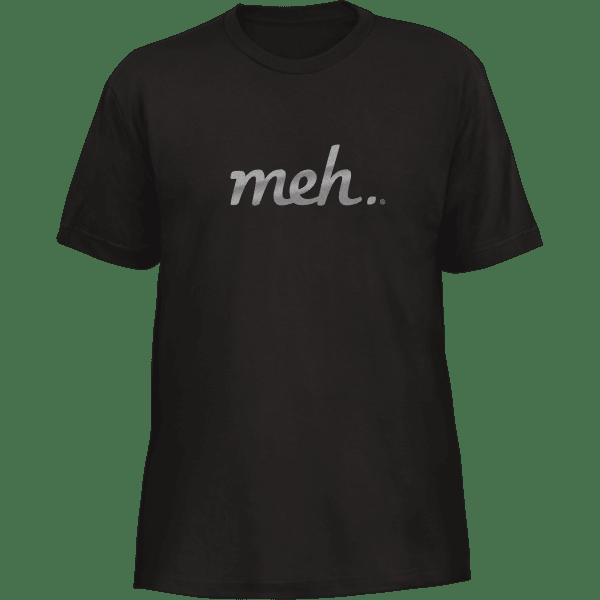 Metallic Meh Shirt
