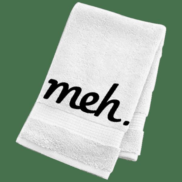 Meh Hand Towel