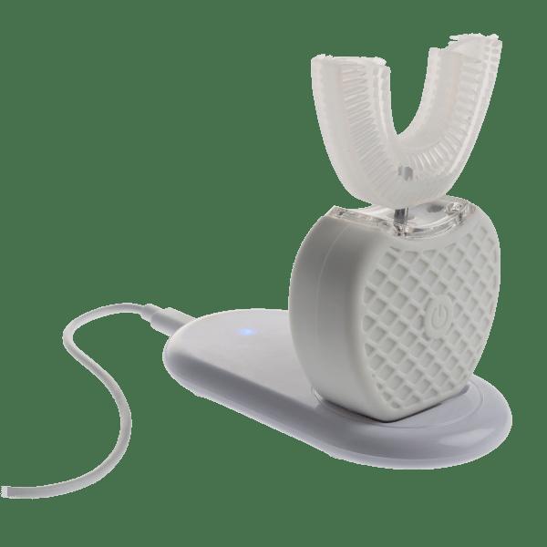 ProNoir Automatic U-Shaped Sonic Toothbrush with LED Whitening