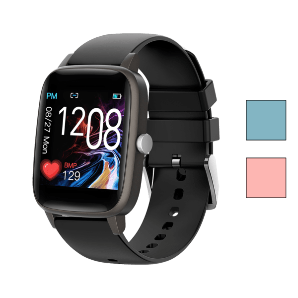 Empower Fit Pro Smart Watch with Three Interchangeable Bands