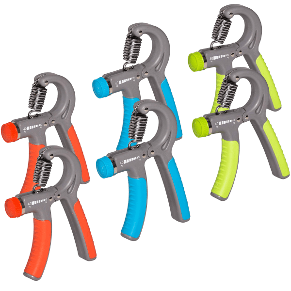 2-Pack: Bodygood Hand Grip Resistance Trainer