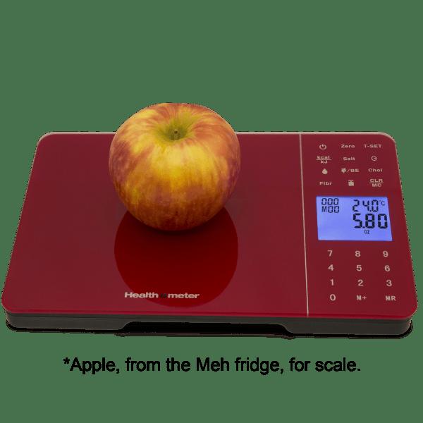 Health-o-Meter Diet Tracking Digital Kitchen Scale