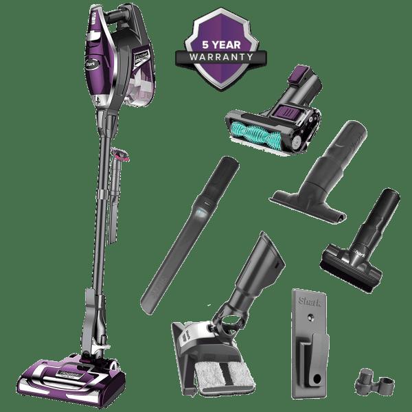 Shark Rocket DeluxePro Convertible Stick Vacuum